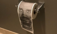 Warriors Made Toilet Paper That Had JaVale McGee's Face On It (Pics)