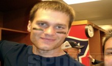 Jersey Thief Snapped Selfie with Tom Brady and Other Super Bowl Winners (PICS)