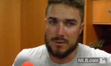 Career Minor Leaguer Cries When He Learns He Finally Made A Major League Roster (VIDEO)