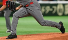 Bruce Chen Takes Mound at World Baseball Classic Wearing…Black Rockports? (Pics)