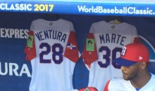 Dominican Players Pay Tribute to Yordano Ventura and Andy Marte at World Baseball Classic (Pic)