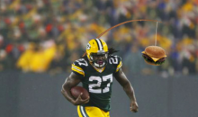 REPORT: New Seahawks RB Eddie Lacy Packed on More Than 30 Pounds This Offseason