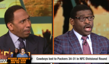 Michael Irvin to Stephen A. Smith: 'First Take' is Only Good Because Y'all Talk About The Cowboys' (VIDEO)