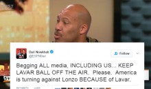Several ESPN Personalities Rip The Network For Giving LaVar Ball a Platform To Speak