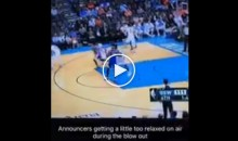 Did Greg Anthony Say 'It's The Chicago Ni**as' During OKC-GS Game? (VIDEO)