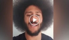 Colin Kaepernick Gets Airplane to Ship Food, Water to Somalia (VIDEO)