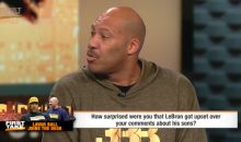 LaVar Ball Unapologetic on Comments About LeBron's Kids: 'I Say What I Want. Come Do Something' (VIDEO)