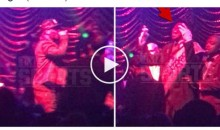 Saints' Nick Fairley & R&B Group Jagged Edge Almost Fight on Stage: 'Get Your Big Ass Off the Stage, N**ga' (Video)