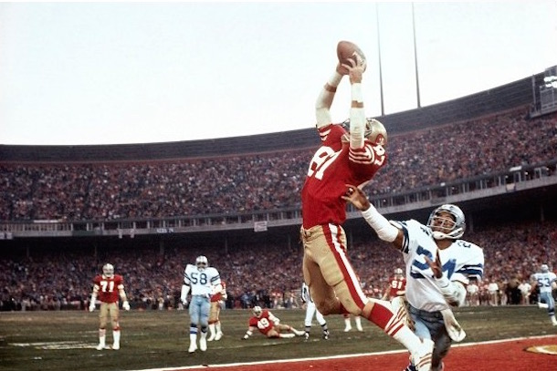 dwight clark the catch 49ers great has als