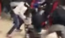 Huge Fan Brawl Breaks Out at McDonald's All-American Game (Video)