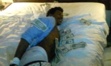 Gilbert Arenas Reminisces About Time He Hog-Tied Nick Young, Pulled His Pants Down, and Threw Dollar Bills at Him (Pic)