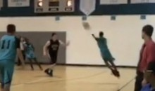 Watch This Kid With No Arms Drain Three-Pointers Like A Boss (Video)