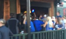 Watch Kentucky Wildcats Fans Go From Being Ecstatic To Dead Silent In A Matter Of Seconds (VIDEO)