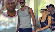 REPORT: Tristan Thompson & Lamar Odom Almost Fought Over Khloe Kardashian After She Had Them Meet Up