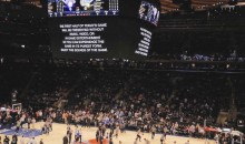 Knicks Nix In-Game Music and Entertainment for First Half of Sunday's Game Against Warriors (Video)
