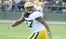 Eddie Lacy Has to Make Weight at 7 Different Weigh-Ins to Earn His Bonus