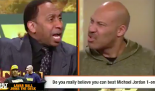 After Huge Spike in Ratings, 'First Take' Plans To Bring LaVar Ball Back to Show on Monday