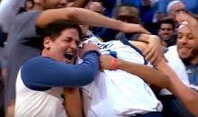 Nobody Was Happier About Dirk Nowitzki Reaching 30,000 Points than Mark Cuban (Video)