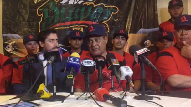 mexican baseball manager francisco estrada extortion