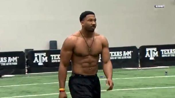 Myles Garrett I D Punish Browns For Next 10 12 Years If