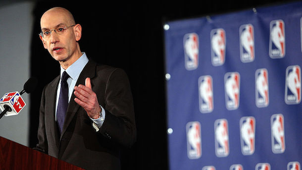 Adam Silver Warns Teams About Resting Players
