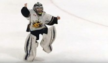 This Adorable 8-Year-Old Dancing Goalie Is The New Undisputed Champion Of The Internet (Video)