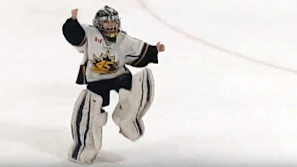 noah- young 8 year-old dancing goalie