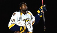 P.K. Subban Brought to Tears by Emotional Tribute and Two-Minute Standing Ovation in Return to Montreal (Video)