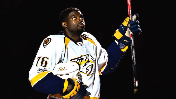 P.K. Subban tears Montreal tribute