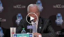 Roy Williams On The Power of Social Media: 'Donald Trump Tweets Out More Bullsh*t Than Anyone' (Video)