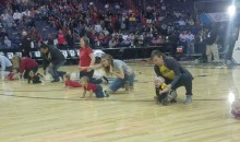 BIG 10 Baby Race Had All the Action and Cuteness a Sports Fan Could Handle (Video)