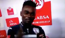 "Soccer Player ""Accidentally"" Thanks Both His Wife & Girlfriend In Post-Game Interview (VIDEO)"