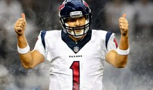 Report: Romo Believes He'll Either Play For The Houston Texans or Retire In 2017