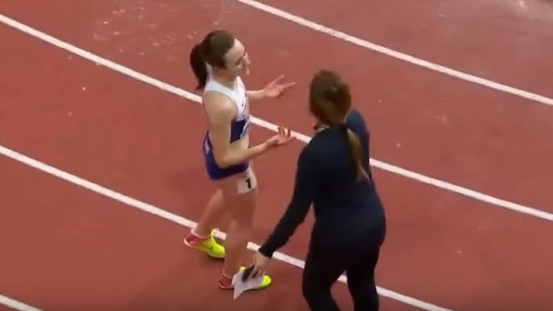 united kingdom track gold medalist laura muir