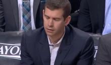 Bulls Fans Chant 'Fire Hoiberg' In Blowout Loss; Brad Stevens Tells Them to STFU (VIDEO)