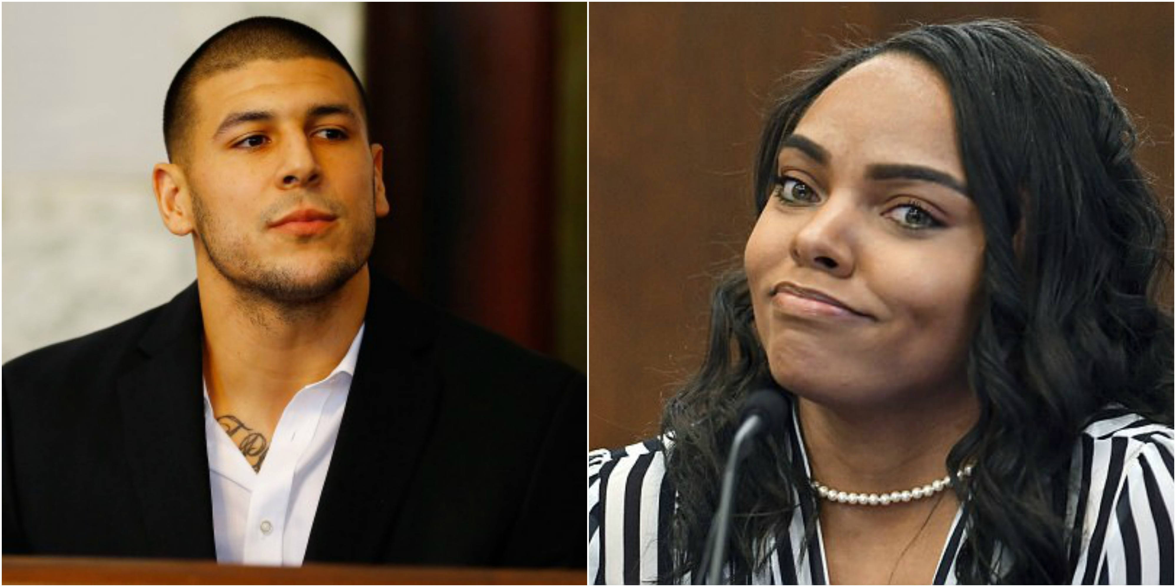 Shayanna Jenkins to testify against Aaron Hernandez