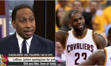 Stephen A.: LeBron Hasn't Outgrown His 'Crybaby' Tendencies (VIDEO)