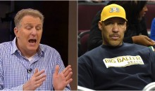 Michael Rapaport Goes at Lavar Ball For Saying Titles Can't Be Won With White Players in Lineup (VIDEO)