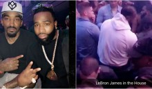 LeBron, Cavs Teammates Hit Up Miami Club After Blowing 26-Point Lead to Hawks (VIDEO)