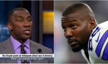 Shannon Sharpe to Dez Bryant: 'Before You Speak Up About Race Relations, Read Up On It First'