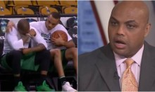 Charles Barkley Says He Was 'Uncomfortable' With Isaiah Thomas Crying Before Playoffs (Video)