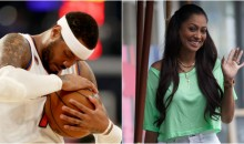 REPORT: Knicks Star Carmelo Anthony Splits From Wife La La