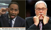 Stephen A. Smith: 'Knicks Fans Need to Protest & Get Phil Jackson The Hell Out of NY' (VIDEO)