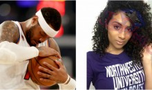 More Details & Photos of Stripper That Carmelo Allegedly Got Pregnant That Ended His Marriage (PICS)