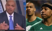 Barkley Fires Back at 'Nitwits, Fools, & Idiots' About His Isaiah Thomas Comments (VIDEO)