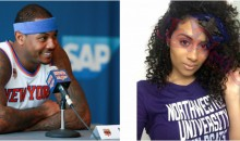Woman That Melo Allegedly Got Pregnant Has a Masters Degree & May Not Be A Stripper After All