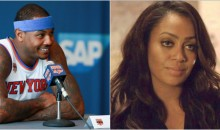 REPORT: Carmelo Has a Prenup & It Favors Him More Than His Wife He Cheated On