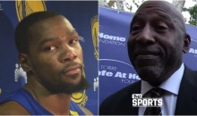 James Worthy Fires Back at Durant After He Got Called 'Shady' & 'Corny' (VIDEO)