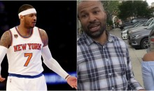 Derek Fisher Says He'll Reach Out To Melo After He Cheated on Wife & Had Side-Baby (VIDEO)