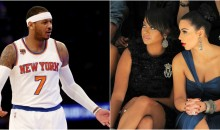 Kim Kardashian Allegedly Advised La La to Leave Melo & is Helping to Find Divorce Lawyers